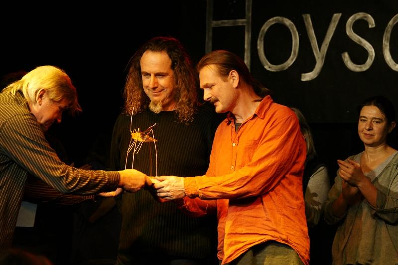 "Jury-Preis ""Hoyschrecke 2015"" an Stellmäcke"