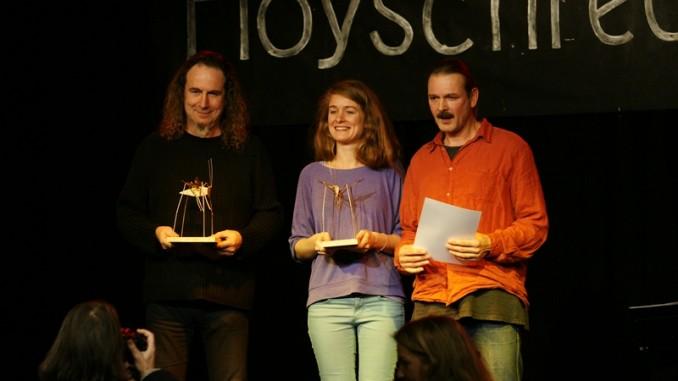Die Preisträger in Hoyerswerda 2015