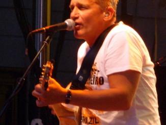 Rainhard Fendrich live in Imst (Austria 3 Konzert)., Foto: Heanz