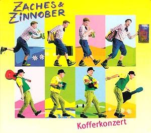 Zaches & Zinnober: Kofferkonzert