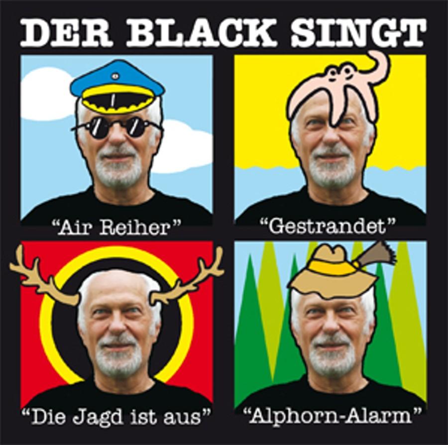 Der Black singt