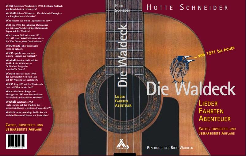 Die Waldeck – Lieder, Fahrten, Abenteuer