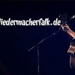 KASSEL Konzert FALK – Liedermacher (Open Air im Biergarten), EINTRITT FREI