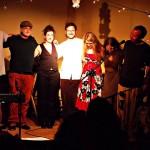 Oberkrämer, Musik & Theater Verein // Nadine Maria Schmidt beim Liederwerkstattabschlusskonzert