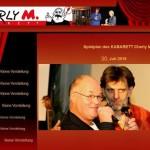 Harald Wandel und Arno Schmidt im Charly M.