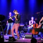 Heidelberg: Sandra Kreisler & Roger Stein – Die Wortfront GmbH mit Band
