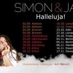 Simon & Jan – Halleluja!***Vorpremiere***live in Lorsch