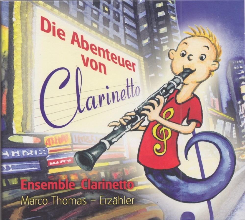 Die Abenteuer des Clarinetto
