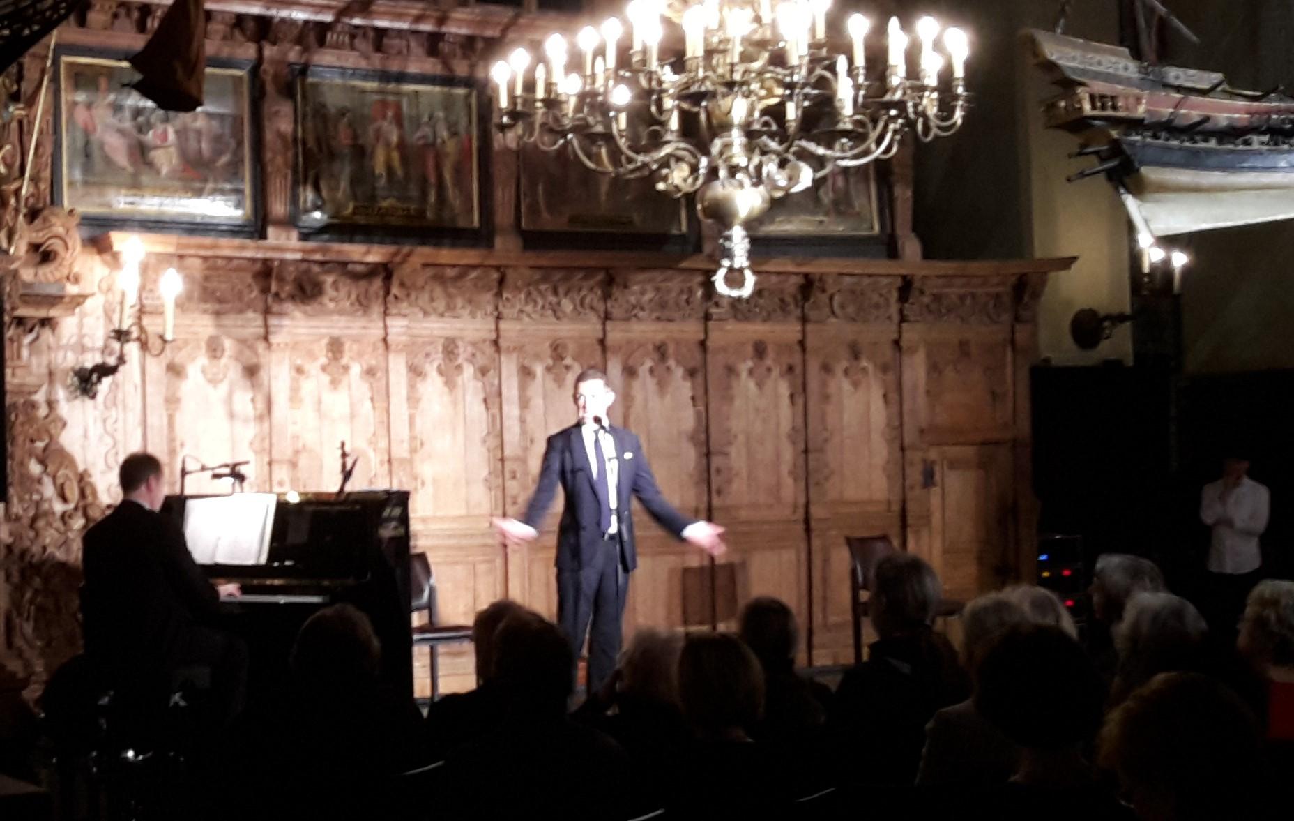 Tim Fischer in Bremen