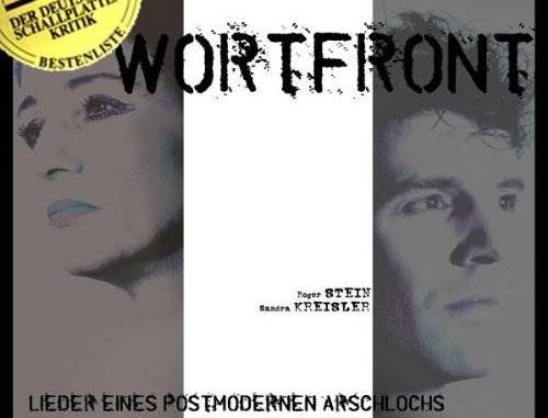 Wortfront: Lieder eines postmodernen Arschlochs