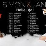 Simon & Jan – Halleluja! (live in Aschaffenburg)