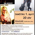 Taufkirchen: Konzert Jakob Heymann