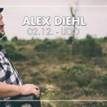 Alex Diehl im Lido