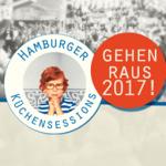 Fee Badenius / Nils Ferguson / Jesco Schneemann gehen raus 2017!