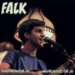 München: Konzert FALK – Liedermacher & Musikkabarettist