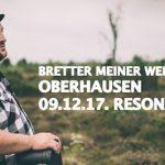 Alex Diehl / Oberhausen – Jahresabschluss-Konzert 2017