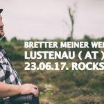 Alex Diehl / Lustenau – Bretter meiner Welt – Akustik Tour 2017