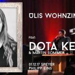 """Dota Kehr in """"Ulis Wohnzimmer"""""""