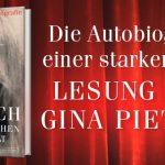 """Gina Pietsch """"Mein Dörfchen Welt"""" Buchpremiere"""
