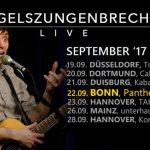 Lennart Schilgen – Engelszungenbrecher in Bonn (Pantheon)