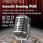 Acoustic Evening Plus