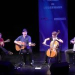 Die Grenzgänger: Lieder eines Lebendigen