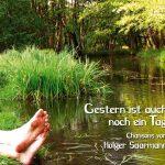 """Holger Saarmann auf """"Liedertour"""": Gestern ist auch noch ein Tag"""