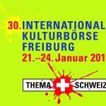 30. Internationale Kulturbörse Freiburg